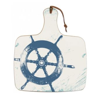 Chopping Board - Ship's Wheel