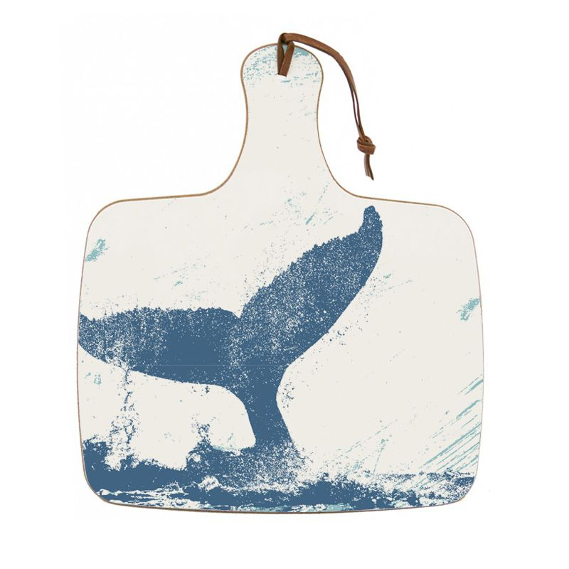 Chopping Board - Whale's Tail