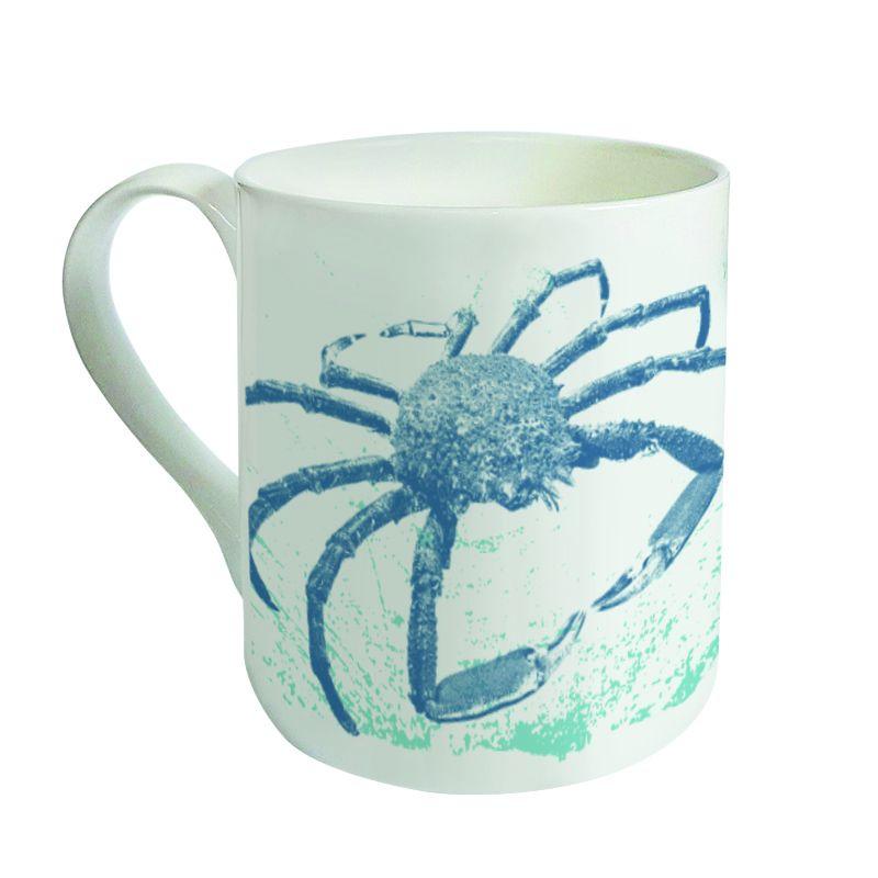 Bone China Mug - Spider Crab