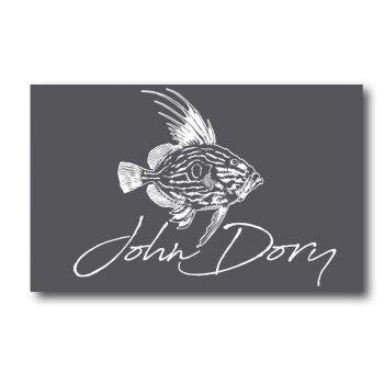 Melamine Fridge Magnet - John Dory