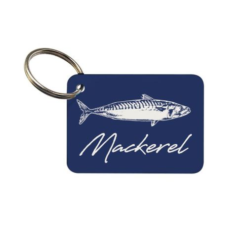 Keyring - Mackerel