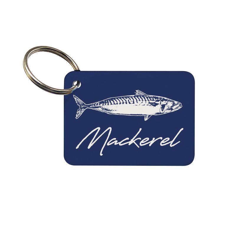 Keyring - Mackerel