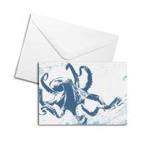 Blank Card - Octopus