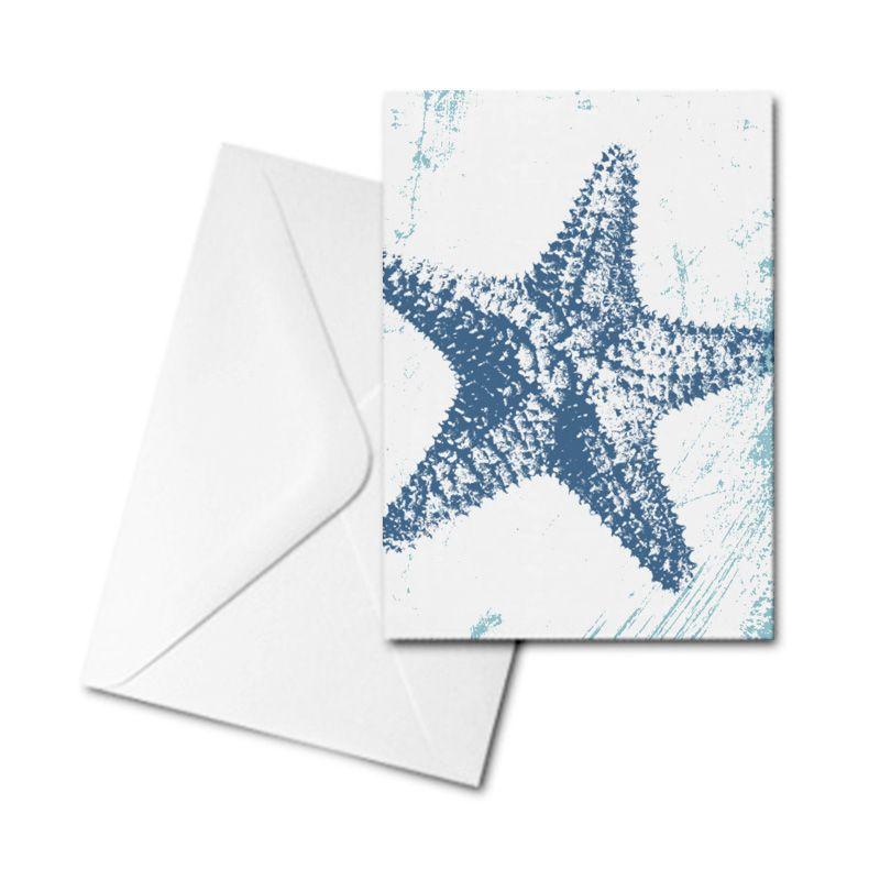 Blank Card - Starfish