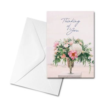 Blank Card - Thinking of You