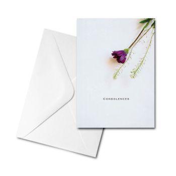 Blank Card - Condolences
