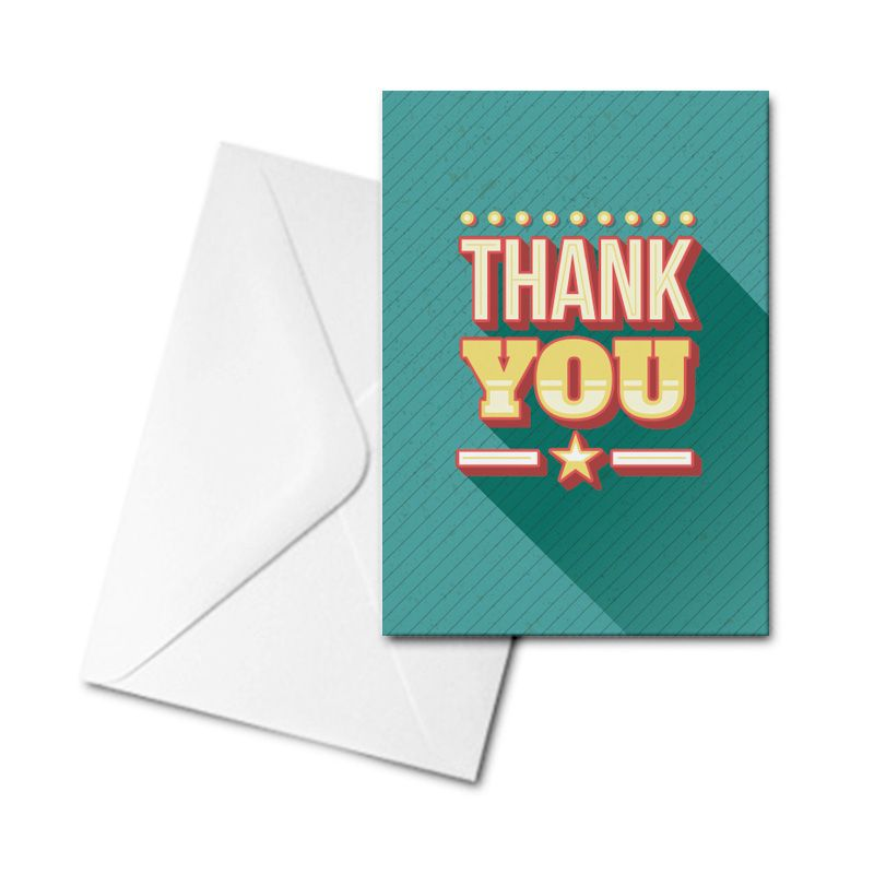 Thank you & Sympathy Cards