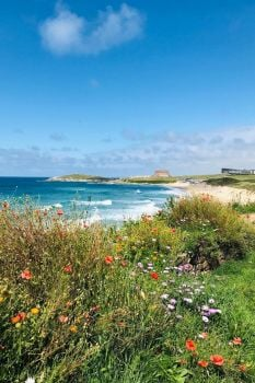 Fistral Beach, Cornwall