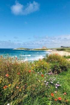 Print - Fistral Beach, Cornwall