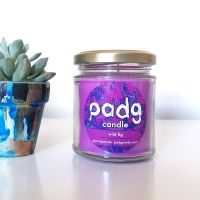 Handmade Plant Based Candle - Wild Fig