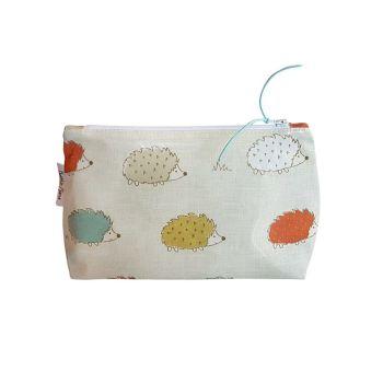 Hedgehogs Cosmetic Bag