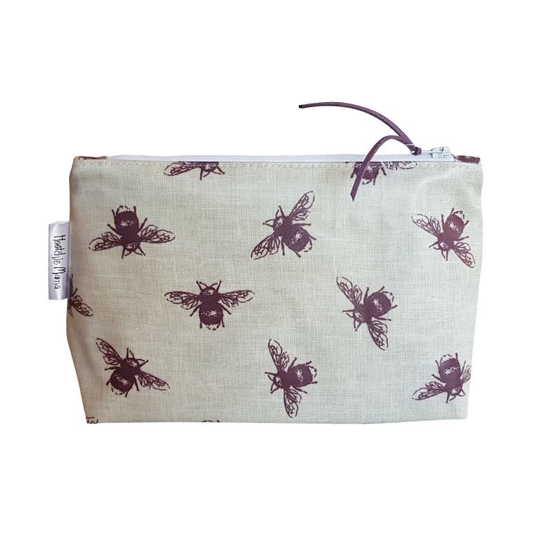Bees Cosmetic Bag
