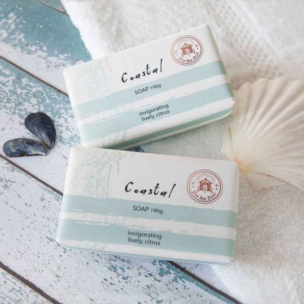 Coastal Soap - 190g