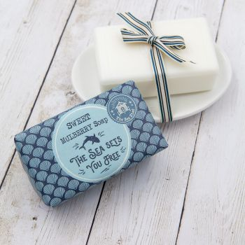Sweet Mulberry Soap - 190g