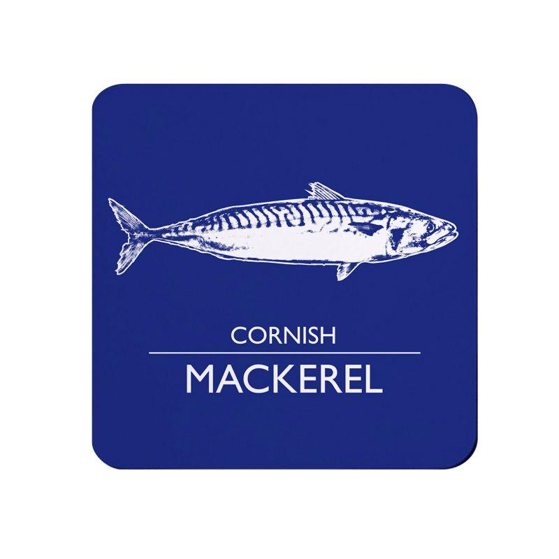 Cornish Mackerel Coaster