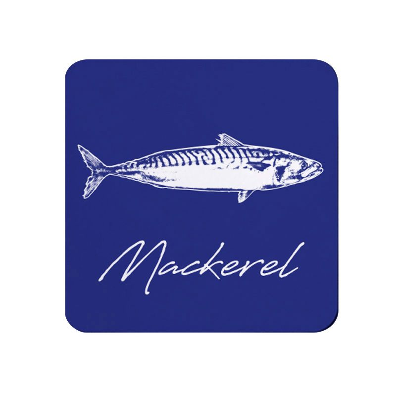 Mackerel Coaster - NEW