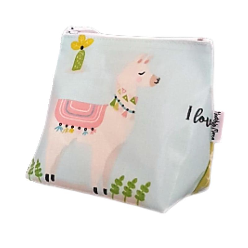 Mini Drama Llama Cosmetic Bag