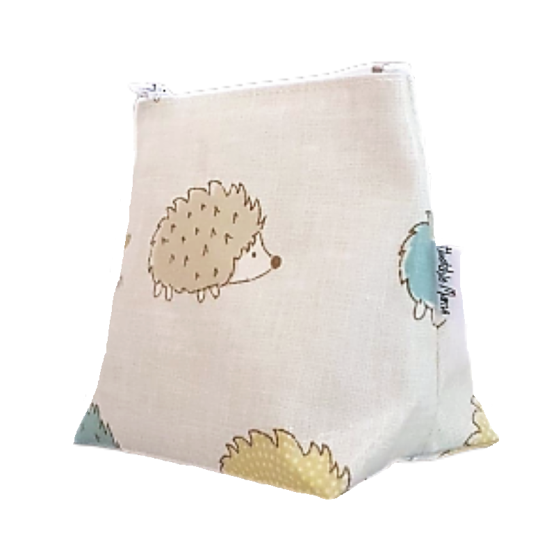 Mini Hedgehogs Cosmetic Bag
