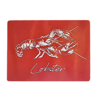 Lobster Worktop Saver - Glass Surface Protector
