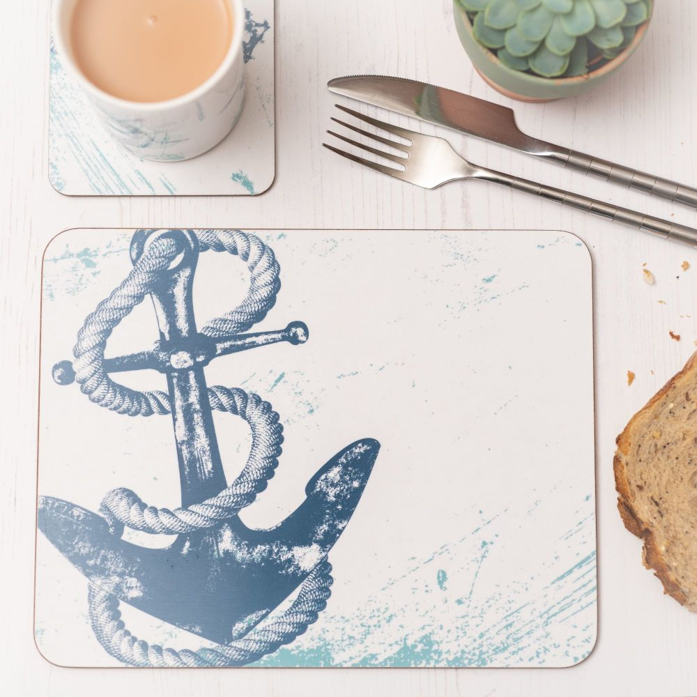 Place Mat - Anchor