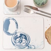 Place Mat - Compass
