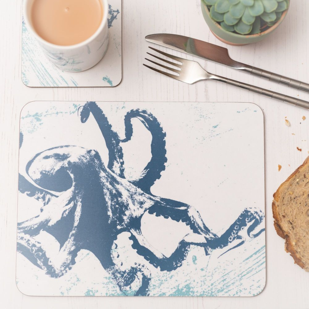 Place Mat - Octopus