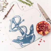 Chopping Board - Anchor