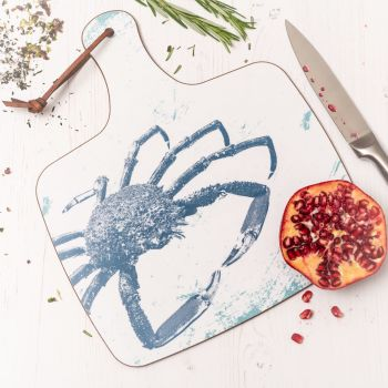 Spider Crab Chopping Board - Nautical Style
