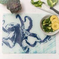 Octopus Worktop Saver - Glass Surface Protector