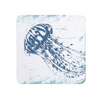 Jellyfish Teapot Stand - Melamine - Nautical Style