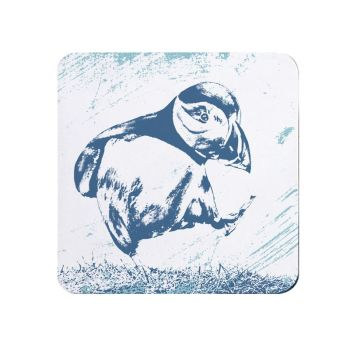 Puffin Teapot Stand - Melamine - Nautical Style