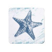 Starfish Teapot Stand - Melamine - Nautical Style
