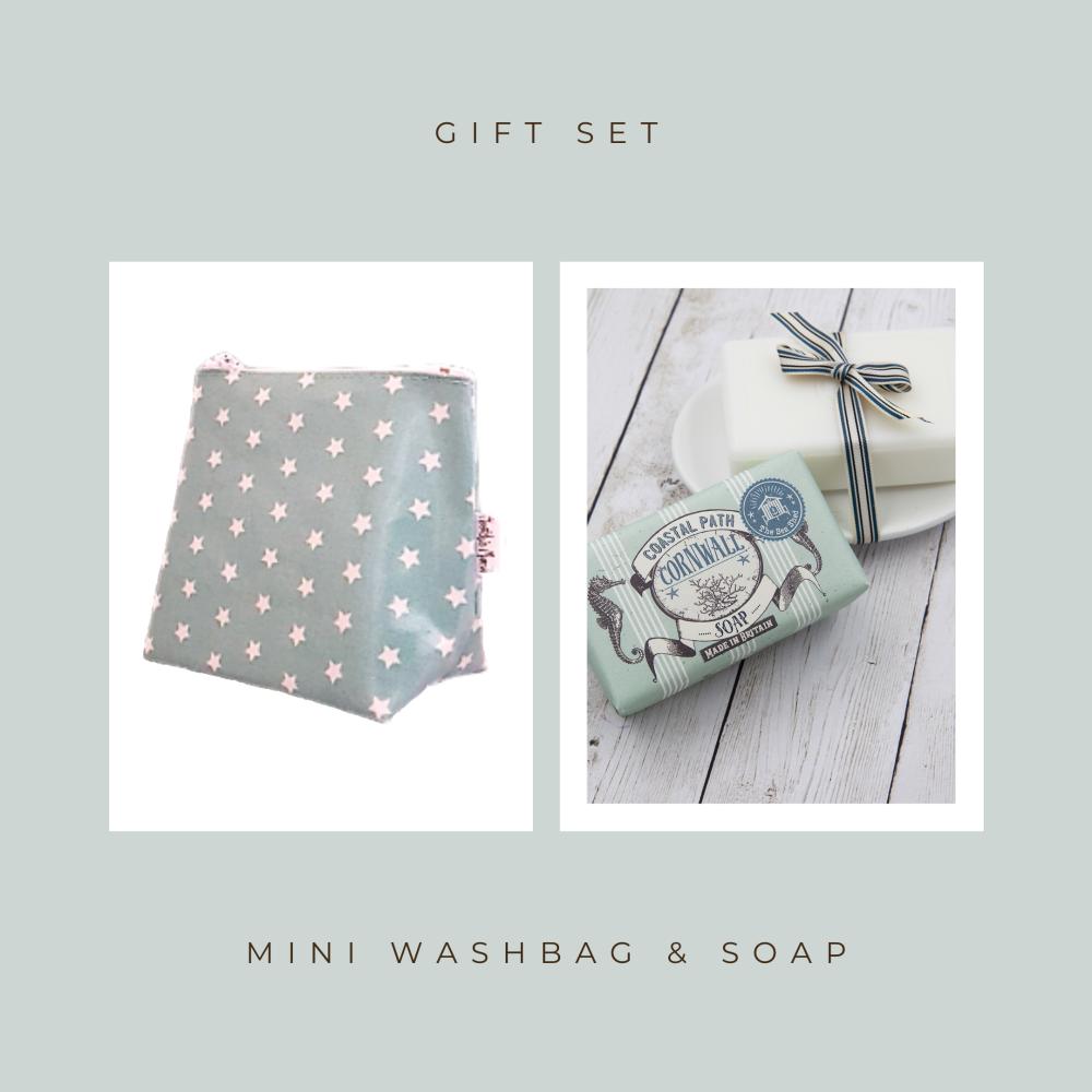 Mini Washbag & Soap
