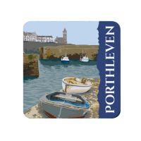Porthleven Teapot Stand - Melamine - Nautical Style