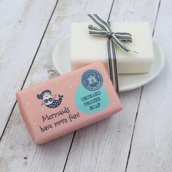 Mermaid Soap - Orchard Fruit - 190g
