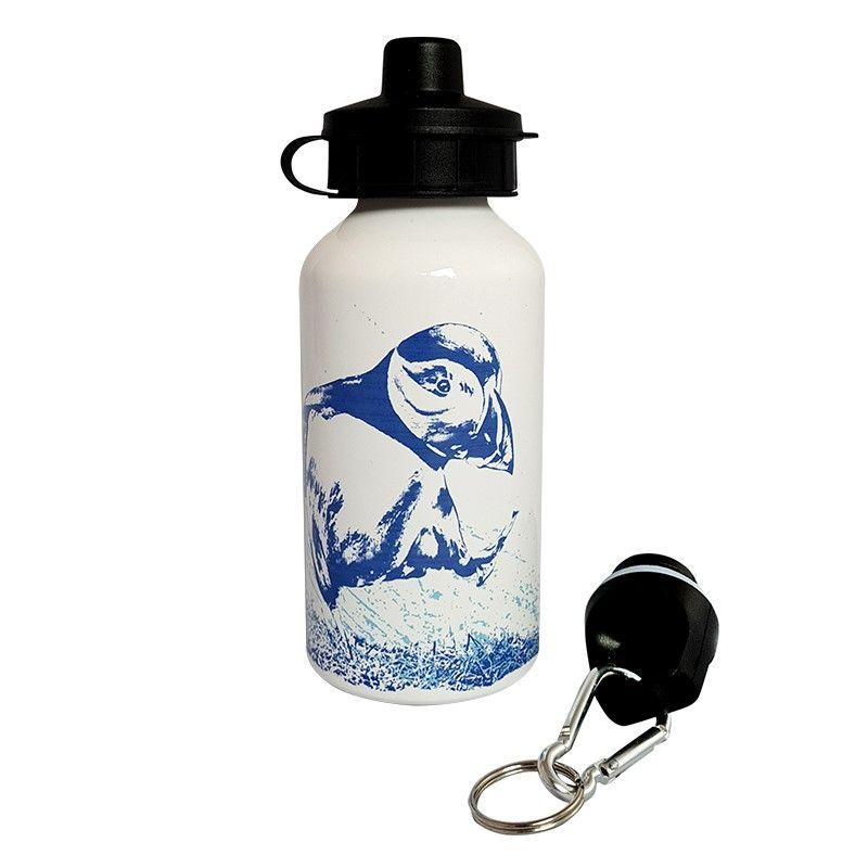 Drinks Bottle - Puffin Design