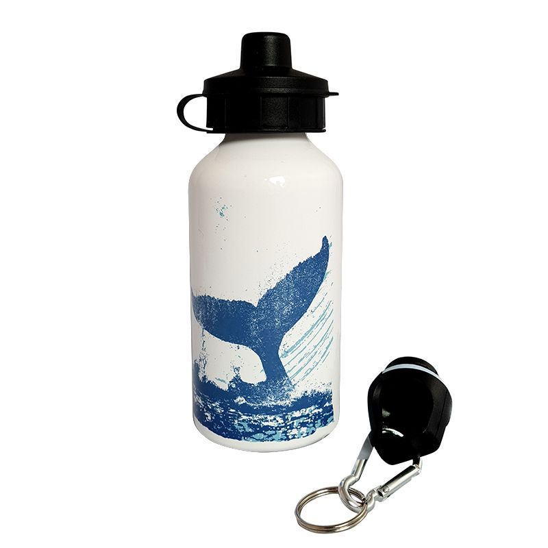 Drinks Bottle - Whale's Tail Design