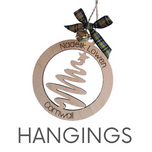 <!-- 402 -->Hangings and Baubles