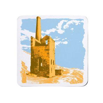 Tin Mine Coaster - Melamine - Engine House