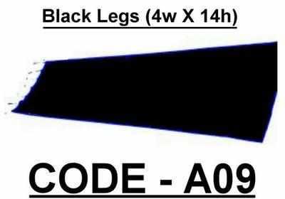 BA009 - Black Legs (4w X 14h)