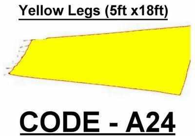 BA024 - Yellow Legs (5w X 18h)