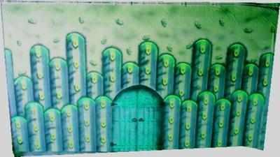 BB029 - Emerald City (30w x 18h)