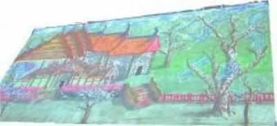 BC001 -  Aladdins Palace (30w X 14h)