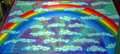 BC010 - Rainbow (30w x 18h)