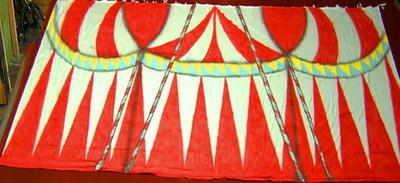 BD012 -Tent Interior (30w X 14h)