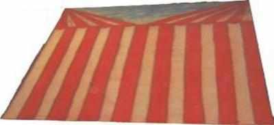 BD014 -Tent TABS ( 36w X 18h)