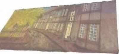 BD018 -Wimpole Street (30w X 14h)