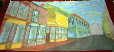 BD019 -Yonkers Street (30w x 14h)