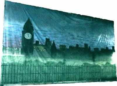 BD029 -Houses of Parliament (30w X 18h)