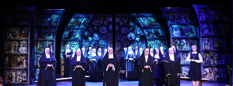 Sister Act - Click here for photos of the set